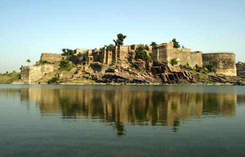 Горные форты Индии — великая оборонительная система царства раджпутов