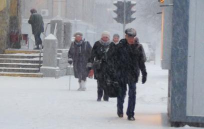 Очередной снегопад придет в Москву 10 и 11 марта