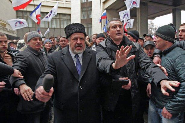 Аксенов заявил, что Крым не …