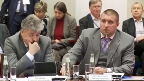 Новая звезда оппозиции - ритейлер Потапенко