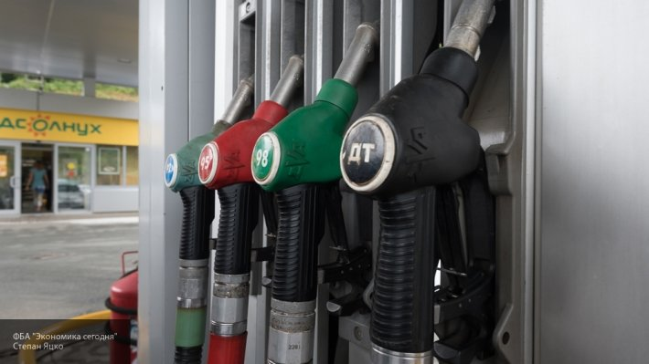 В Приморском крае появился 101-й бензин