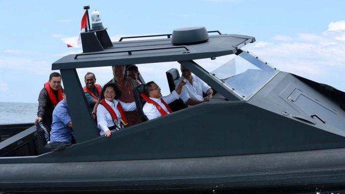 Индонезийская верфь строит катера военного назначения для российского заказчика