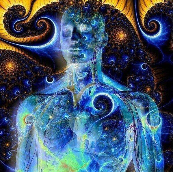 Аджна чакра - третий глаз человека