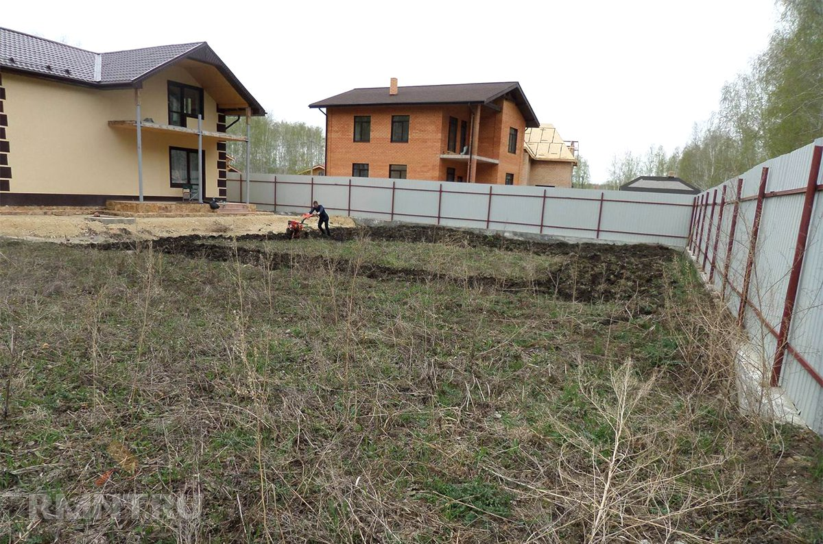 как привести земельный участок в порядок