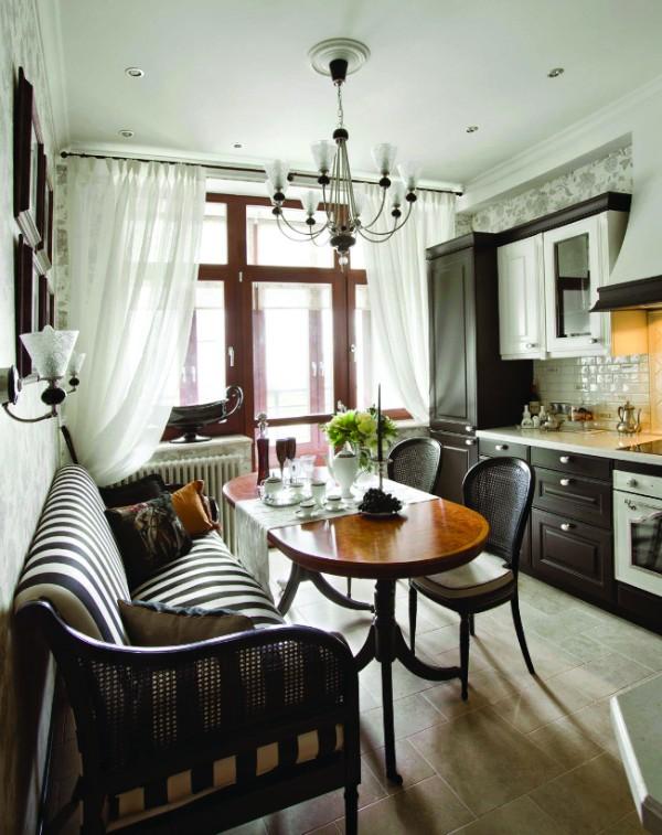 малогабаритные диваны для кухни со спальным местом, фото 47