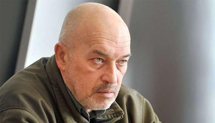 Тука: Донбасс ждет эскалация боевых действий во время выборов на Украине