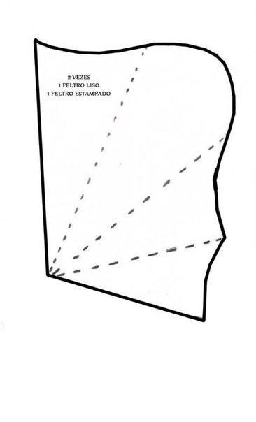 Шьём оригинальный и удобный чехол для ножниц шитье
