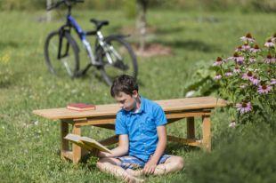 Как приохотить ребёнка к чтению?