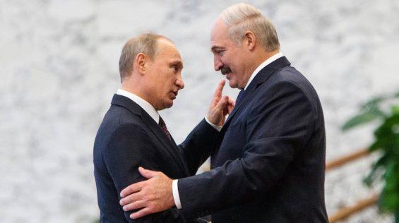 Кремль: Лукашенко «нагнетает…