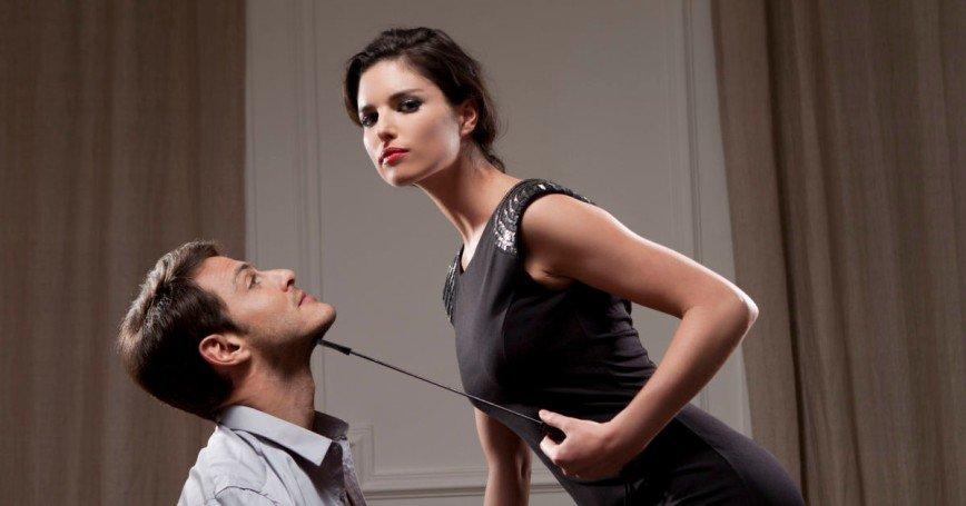 Лучше побрить смотреть фильм о женской доминации время секса