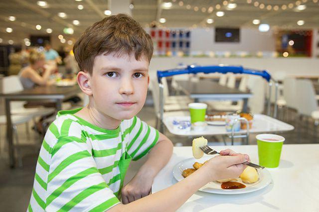 Ежедневный рацион. Как кормить ребёнка правильно