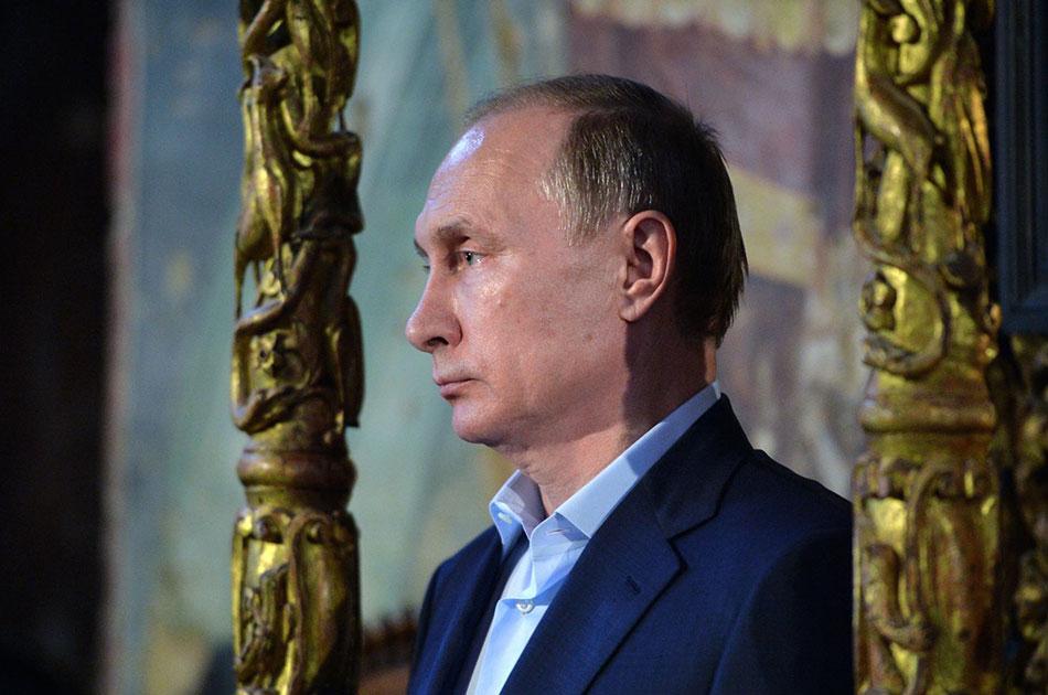 Брат Путин принял обет монашества в миру?