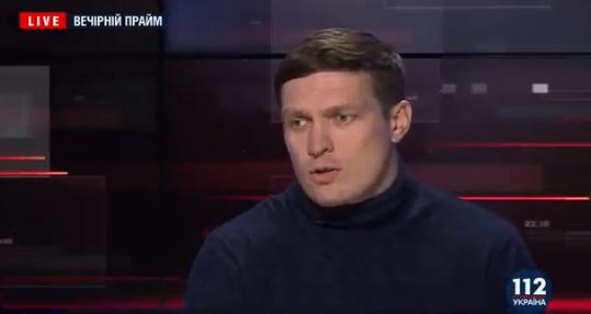 Чемпион мира по боксу Александр Усик заявил, что в случае захвата Лавры встанет на сторону монахов