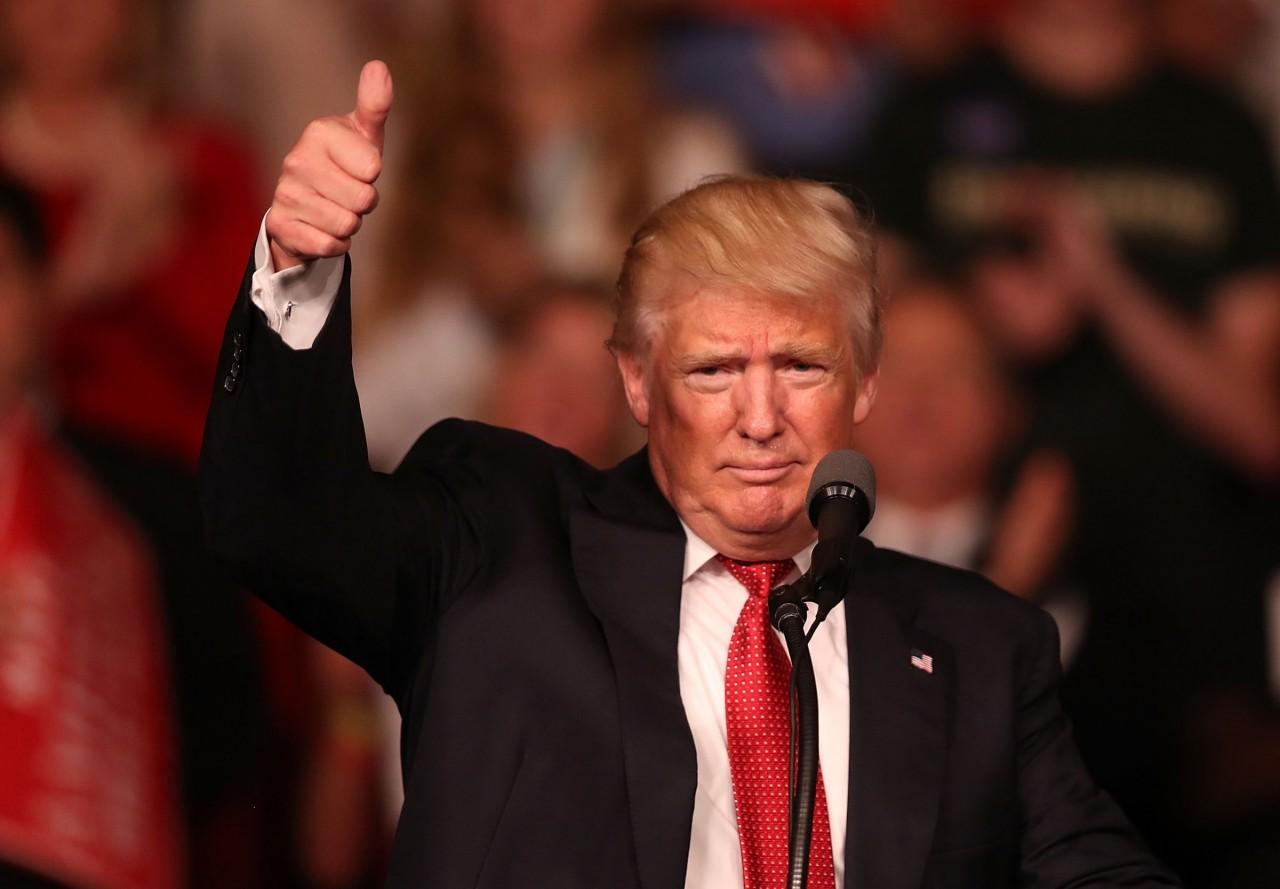 Антироссийские санкции Трамп…