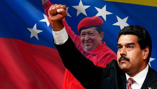Александр Роджерс: О подавлении проамериканского путча в Венесуэле