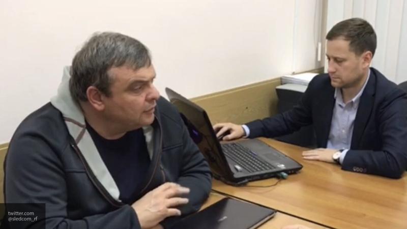 СК показал на видео задержание заммэра Сочи Бомбергера
