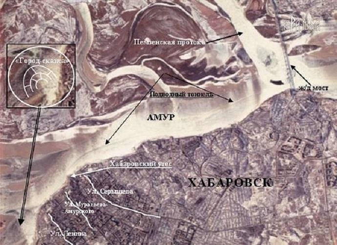 В амурской тайге обнаружены следы неизвестной древней цивилизации