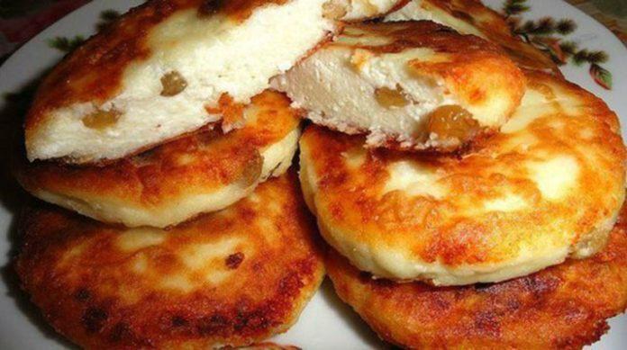 Быстрый и очень вкусный рецепт сырников. Их вкус Вы не забудете никогда