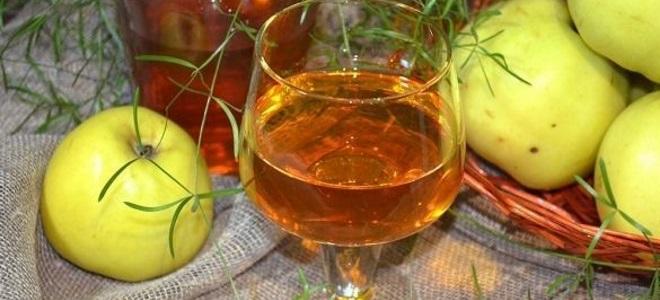 Вино из яблочного варенья
