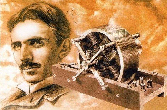 Никола Тесла и его космическ…
