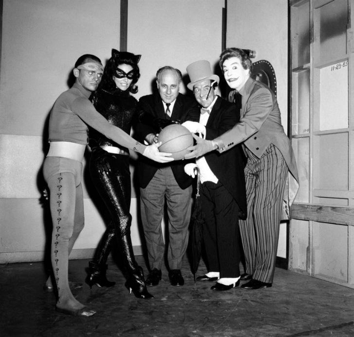 Бэтмен против времени: каким был Бэтмен 50 лет назад