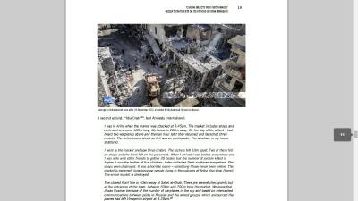 Amnesty International: жертвами авиаударов РФ в Сирии стали 200 мирных жителей
