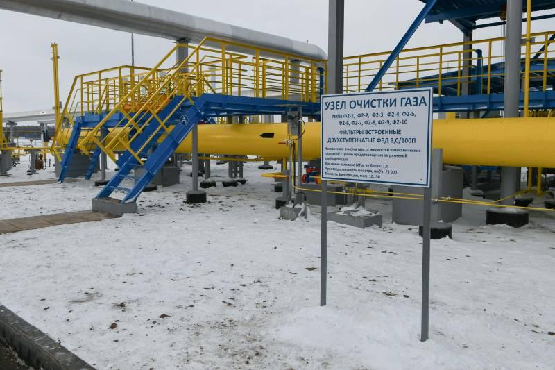 Газпром бьет рекорды по эксп…