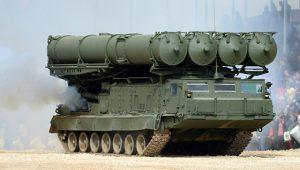 Российские ПВО С-300 ограничат действия ВВС Израился в САР