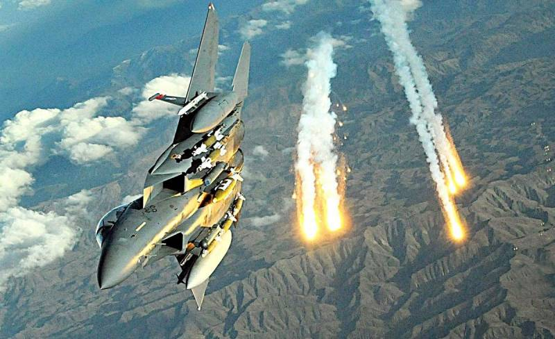 США уже начали бомбить Сирию. Германия хочет присоединиться