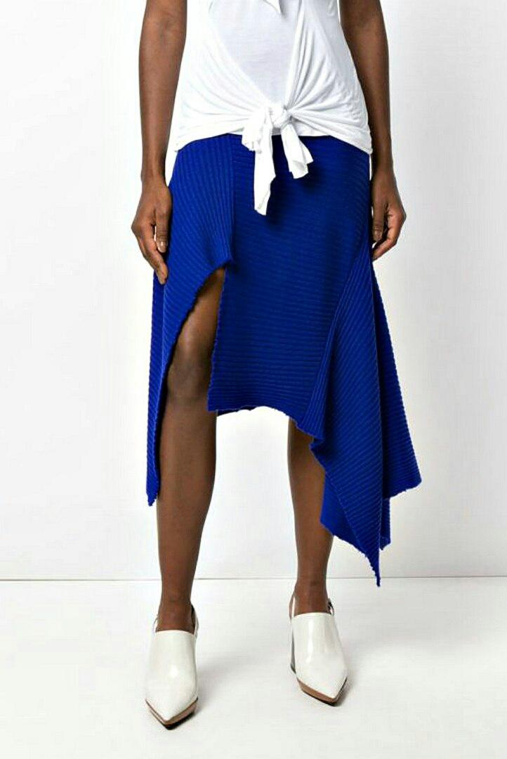 Асимметрия в юбках