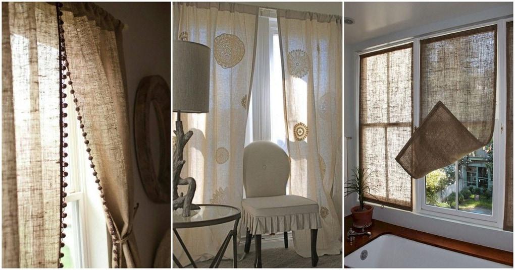 Льняные шторы: доступная роскошь, которая не выйдет из моды