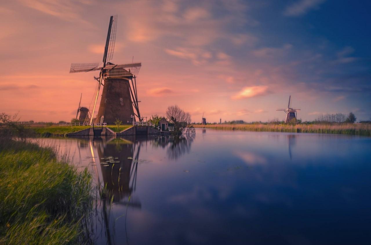 ФОТОВЫСТАВКА. Remo Scarfò: красота Голландии