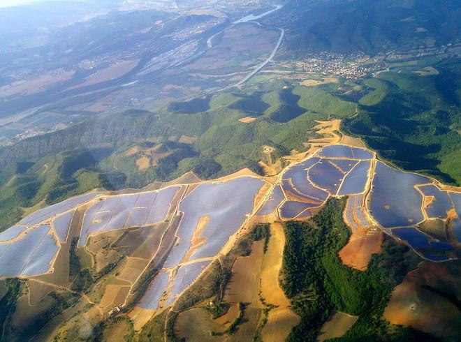 Солнечная ферма Ле-Ме | Мир …
