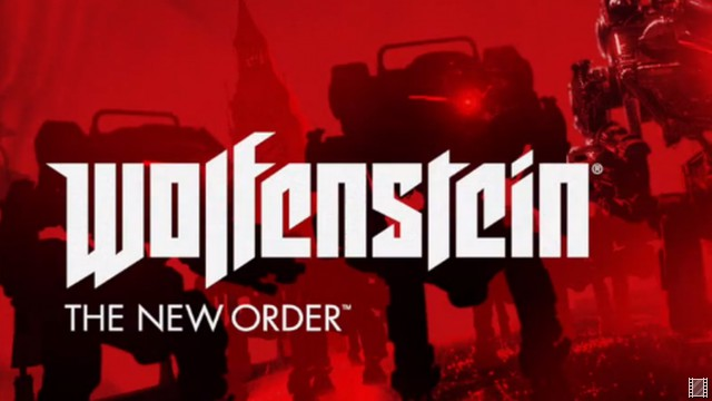 Картинки по запросу wolfenstein the new order menu screen
