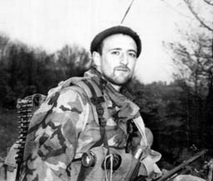 Герой России Андрей Туркин