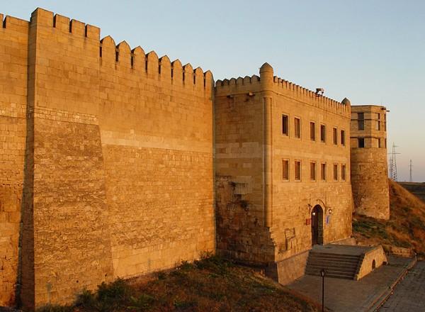 Дербентская крепость республика Дагестан, город Дербент история, ссср, факты