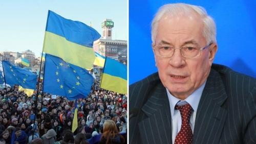 «Революцию делали по кальке»: Азаров об ошибках Януковича, молчании Порошенко и «клоунах майдана»