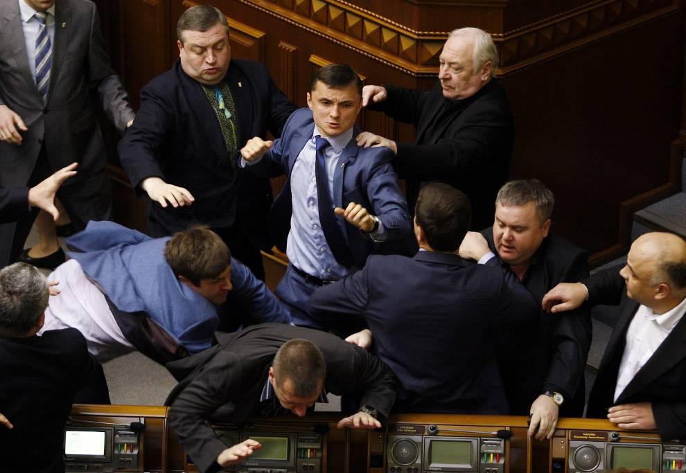 Весна наступила: Верховная рада демонстрирует полную неадекватность