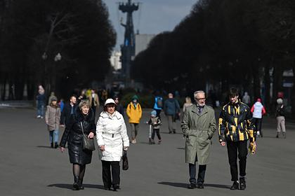 Климатолог пообещал Москве погоду «как в Париже»
