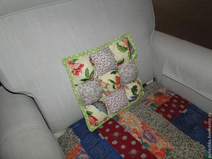 Шесть видов складок для bubble одеяла