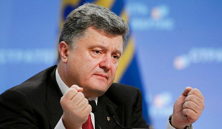 Порошенко написал письмо лидерам G7 о России