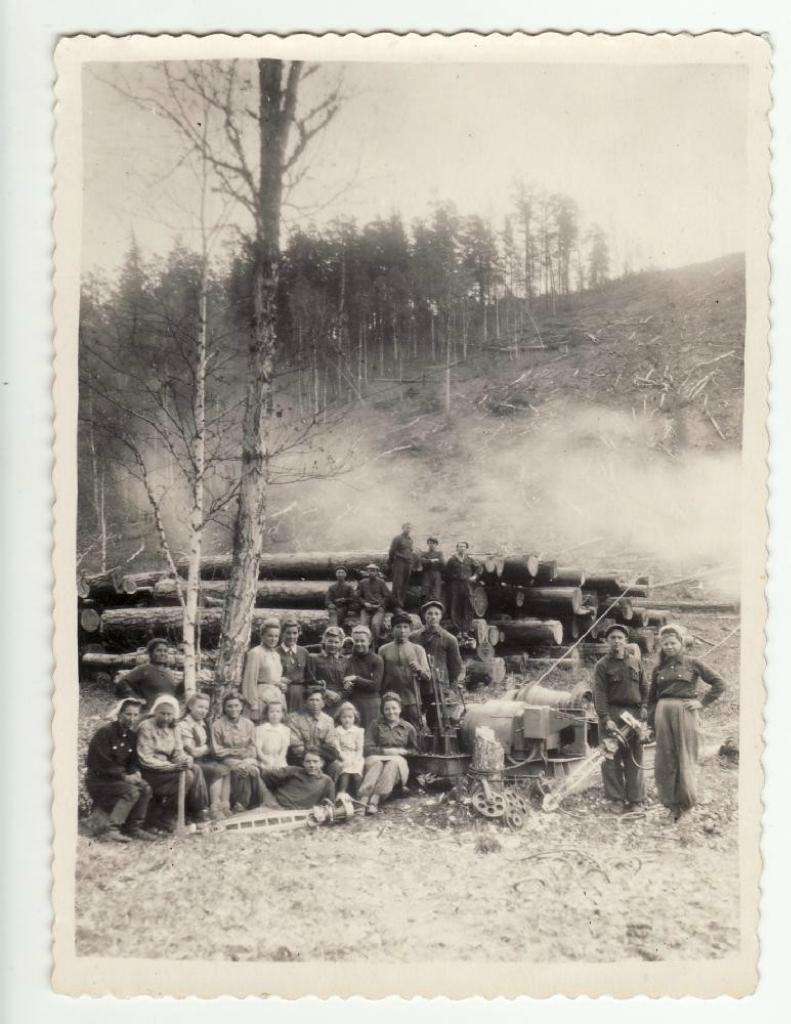 Люди архипелага ГУЛАГ на старых архивных фото
