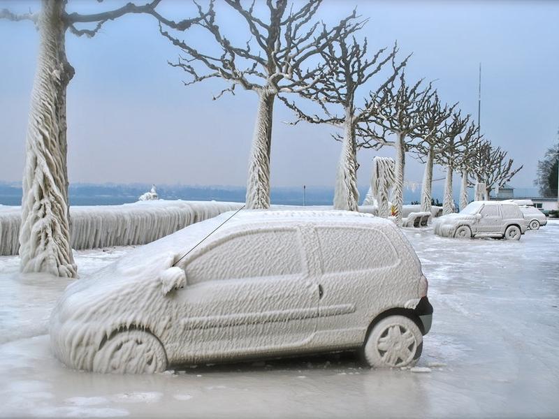 16 хитростей, которые пригодятся в холода автомобилистам