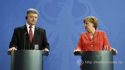 Отрезвление Запада. Европейские СМИ о Порошенко и его свержении