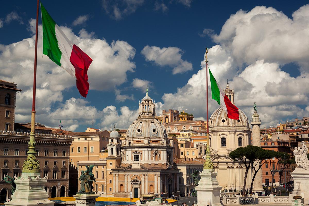 Волшебная Италия