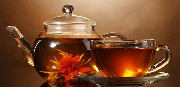 Три чашки чая в день на 25% …