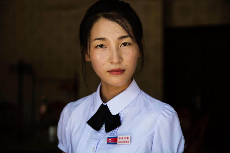 Фотограф снимал женщин Северной Кореи, чтобы показать, что красота есть везде