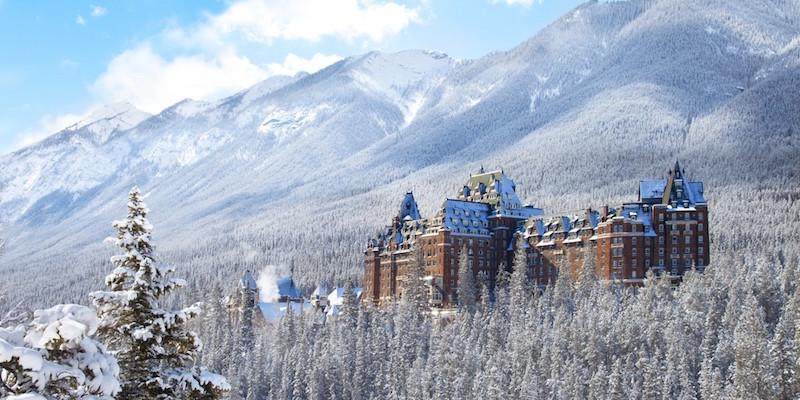 19. Отель в Канаде, построенный внутри 125-летнего замка. планета земля, удивительные фотографии, человек