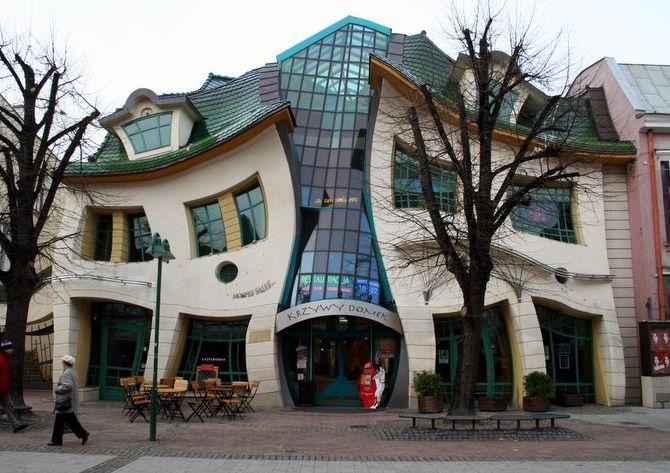 В Польше построен дом без ед…