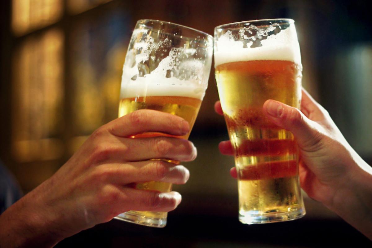 Губит людей не пиво, губит л…